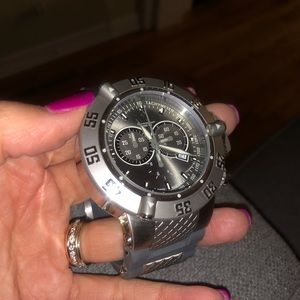 Men's Invicta Chronograph Watch Subaqua Norma III
